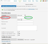 Cara Upload Subtitle ke Internet