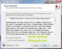 Mengembalikan Data Via File Restore Plus