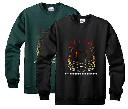 Camaro hoodies