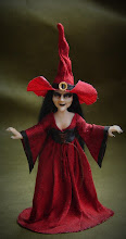 24th Scale Red Witch