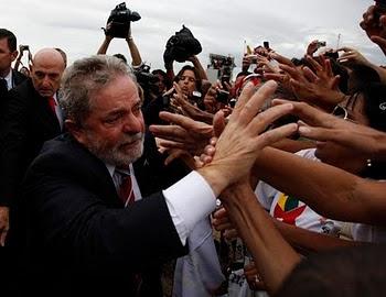 OBRIGADO, PRESIDENTE LULA