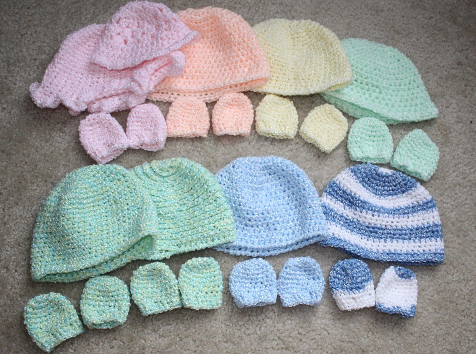 Crocheting Club : Crocheting Club: Crochet Hats For Baby