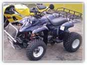 Prodaja i iznajmljivanje ATV MOTORA uveženih iz Amerike po izuzetnim