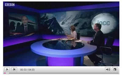 BBC Newsnight with Roger Pielke, Jr. and   Professor Chris Field
