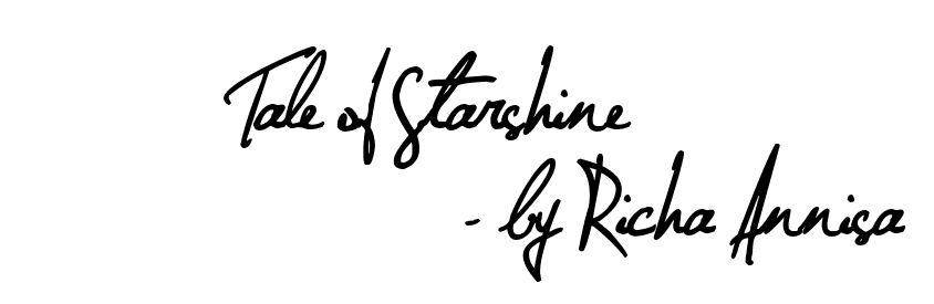 <center>Tale of Starshine</center>