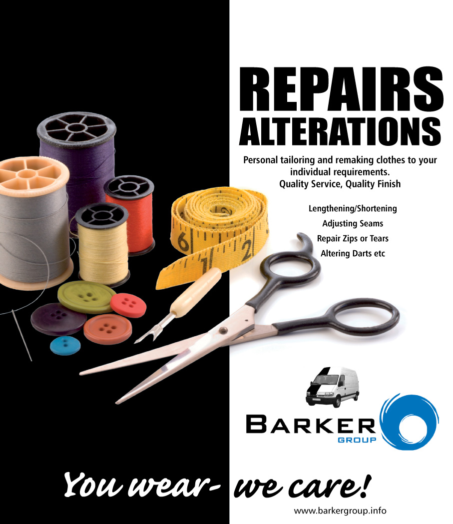 Barker Blog Repairs And Alterations