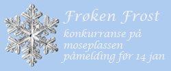 Frøken Frost