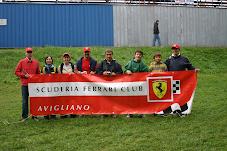 Scuderia Ferrari Club a Monza