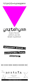 2009-06-03 . Eibar &gt; GAZTEHGAM