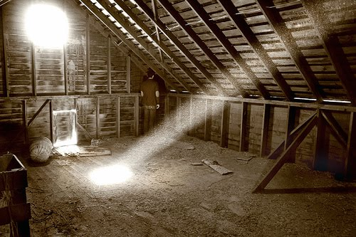Ghost Hunting Theories Attics And Basements Most Haunted Locations