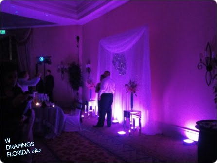 Erica and David 39s fabulous wedding reception was possible thanks to the