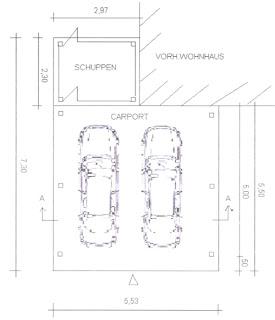 doppelgarage abmessungen. Black Bedroom Furniture Sets. Home Design Ideas