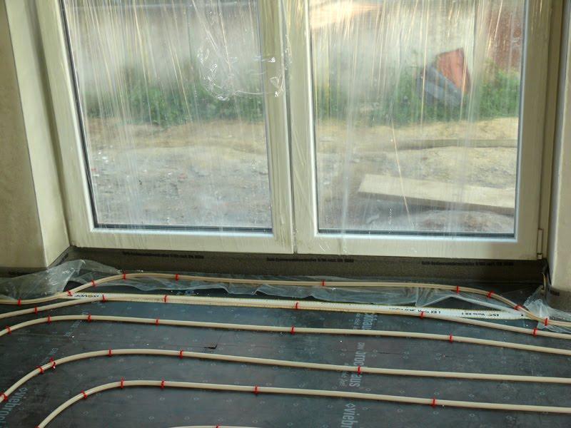 Baualarm bei rina und paddy bautenstand geschenk ausgepackt - Fenster laufen an was tun ...
