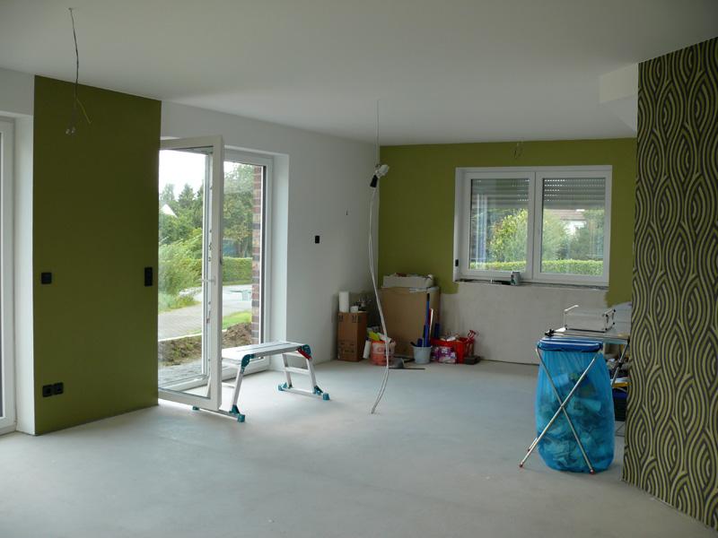 baualarm bei rina und paddy haus urlaub woche 1 das haus wird bunt und gemustert. Black Bedroom Furniture Sets. Home Design Ideas