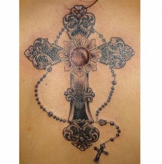 Amongst them are the Catholic or Christian Cross tattoo Celtic