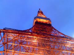 日本东京铁塔 JUN 2007