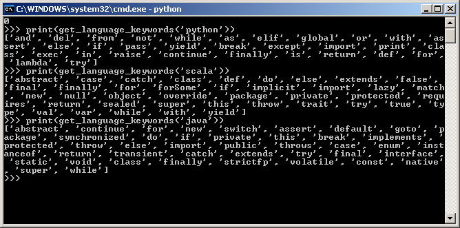 how to detect a suplicate in a list python