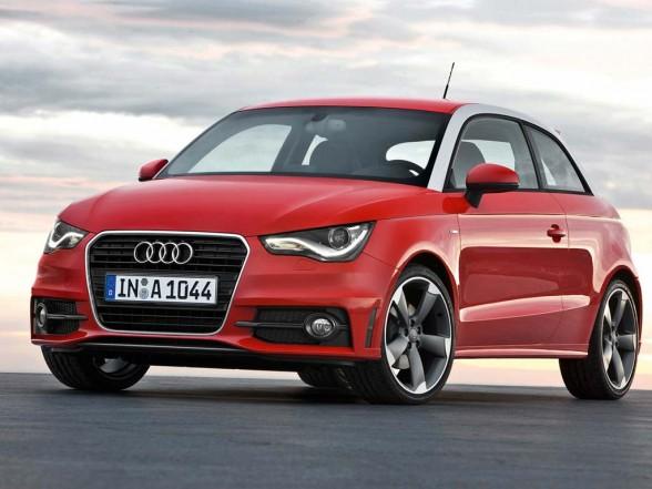 Audi A1 Sport Interior. Audi A1 Sport White.