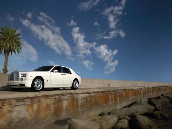 Rolls Royce Ghost 2010 Wallpaper. Rolls-Royce Phantom Wallpapers