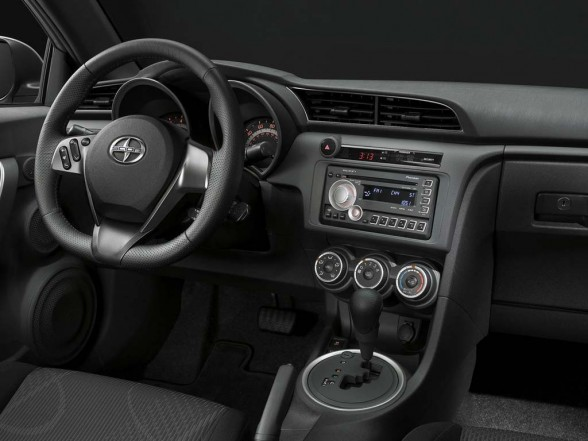 Scion tC 2011 Interior