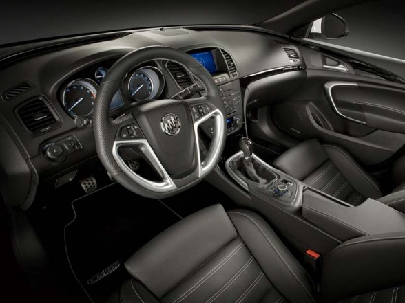 Buick Regal Gs Interior. Buick Regal GS Interior