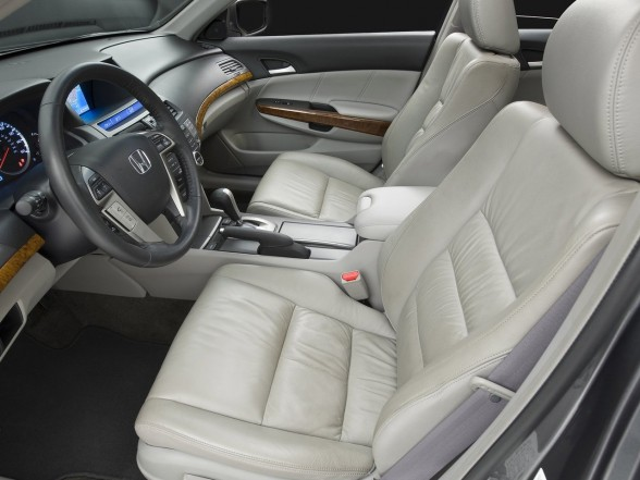 Car Magazine  Luxury Honda Accord 2011