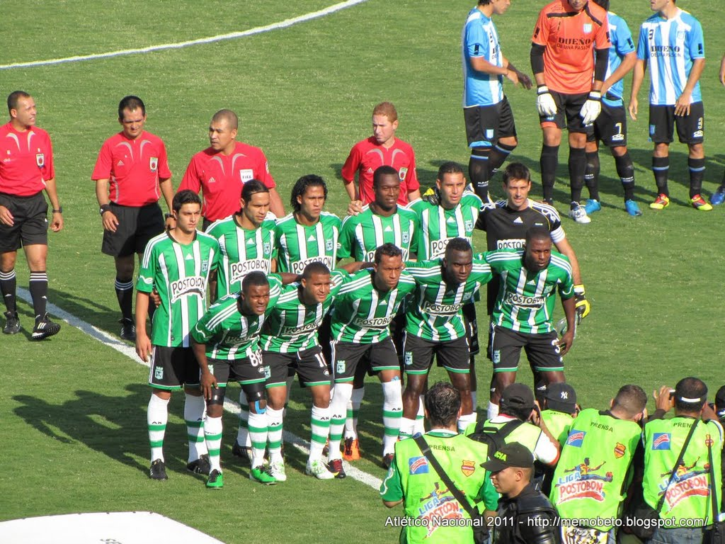 Atlético Nacional versión 2011