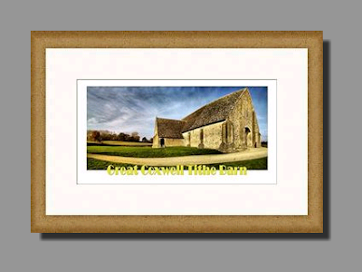 Great Coxwell Tythe Barn