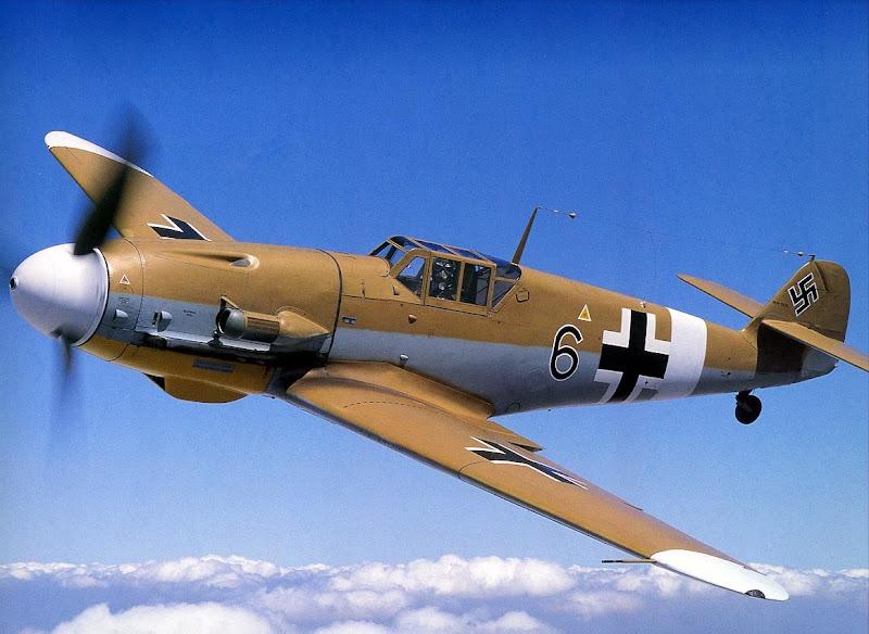 Messerschmidt BF-109 title=
