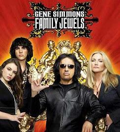 Personaje: Gene Simons. Serie: Gene Simons Family Jewels