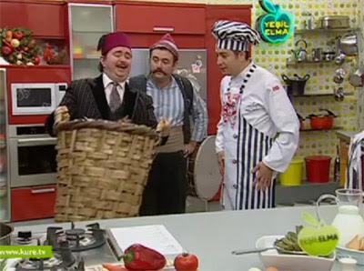 Oktay Usta Mantı Çorbası Tarifi