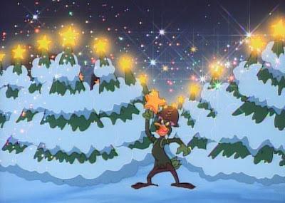 J.E. Daniels' Animated Topics & Headlines: Christmas Cartoons 8