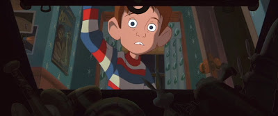 J.E. Daniels' Animated Topics & Headlines: Happy 10th ... Iron Giant Hogarth Tv