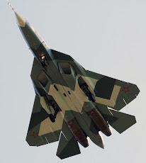 Sukhoi T-50 PAK FA -11