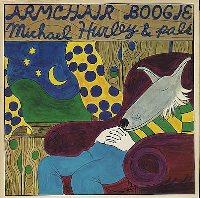 Rainy and the Days: Michael Hurley - Armchair Boogie (1971)