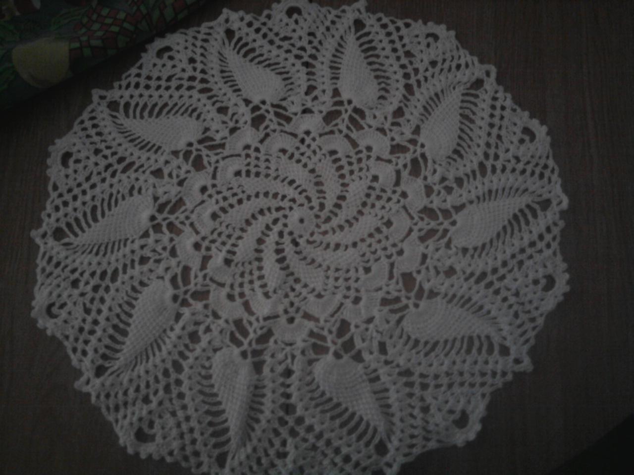 Creaciones en crochet lindos dise os para adornar el for Disenos para el hogar