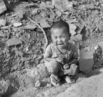 Pictures From Hiroshima and Nagasaki