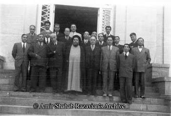 ۲۲  مهرماه ۱۳۲۸ راهپيمايی دکتر محمد مصدق