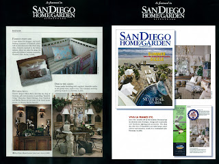 E T C E T E R A S Has Now Been Featured Twice In San Diego Home/Garden  Magazine In The Lifestyles Section. We Are Honored That One Of Our Favorite  ...