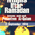 Majlis Iftar Ramadan bersama anak-anak dari Pesantren Al-Qalam, Menteng