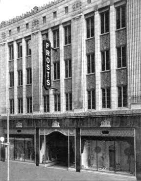 The Department Store Museum Frost Bros San Antonio