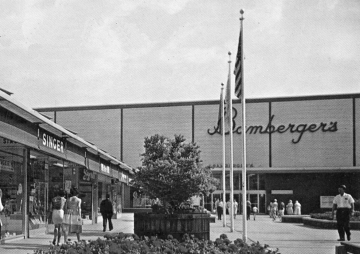 The Department Store Museum L Bamberger Co Newark New Jersey