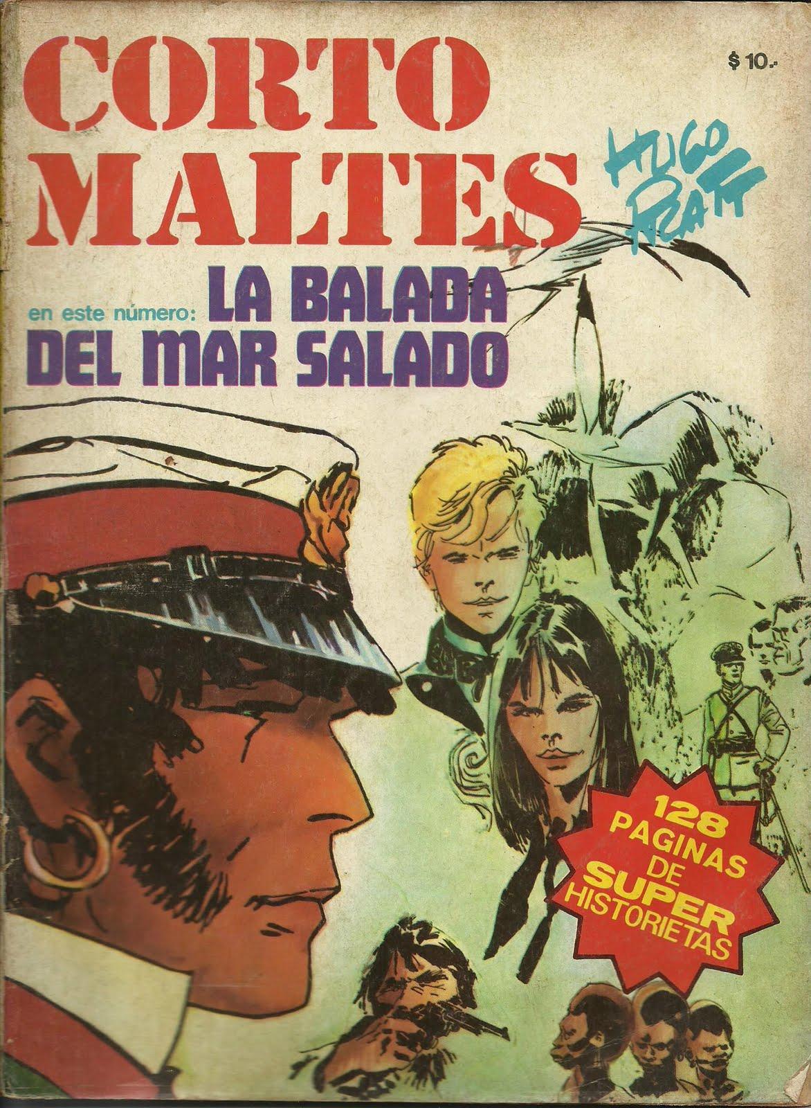 Día de la Historieta Argentina CM01-197412+Pratt