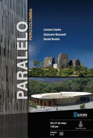 Introducci n a la arquitectura paralelo peru colombia 2010 for Arquitectura virtual