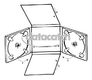 a2 media studies digipak template. Black Bedroom Furniture Sets. Home Design Ideas