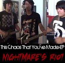 "Nightmare's Riot ""This Chaos That You've Made"" EP is now available for free!"