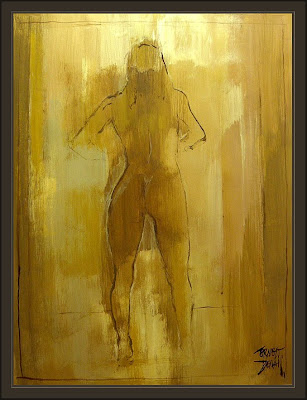PINTURA EROTICA-EROTIC ART-ARTE EROTICO-ERNEST DESCALS-PINTOR-DESNUDOS-