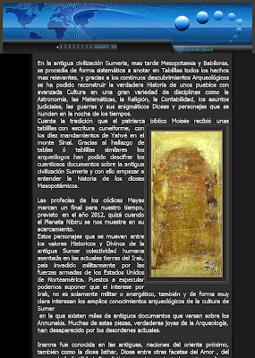 ANUNNAKI-ANNUNAKIS-TABLAS-ESCRITURA CUNEIFORME-ERNEST DESCALS-PINTURAS