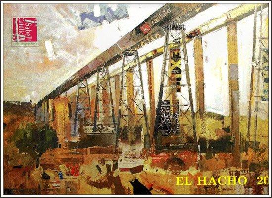 EL HACHO-GUADAHORTUNA-PUENTE-PINTURAS-ERNEST DESCALS