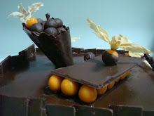 Torta Trufa belga Physalis